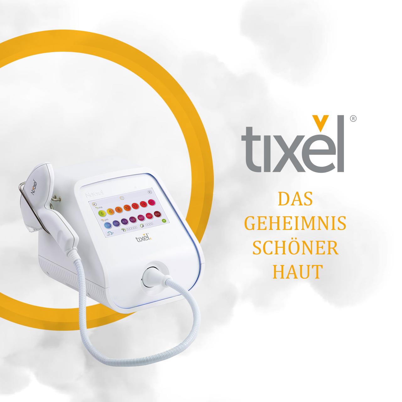 Tixel - Das geheimnis schöner Haut